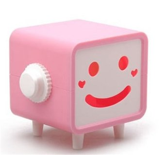 Harga Seniora's Smile Tissue Case - Pink