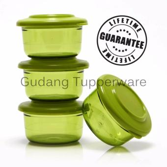Harga Tupperware Crystal Candy (4pcs)
