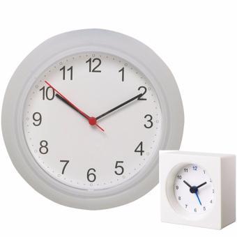 Harga Jam Dinding Mirado 938 Brown Rumah Tangga Source · IKEA Jam Dinding Rusch dan Jam