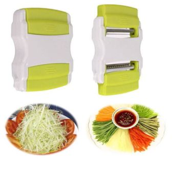 Harga Vegetable Potato Carrot Fruit Cutter Slicer Peeler Kitchen Tool - intl