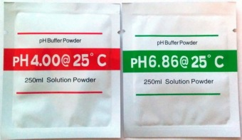 Harga Generic pH Buffer Powder / Bubuk Kalibrasi PH Meter