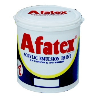 Harga Afatex Cat Tembok Super Interior And Exterior Paint 1 Pail - 23 Kg - Oranye