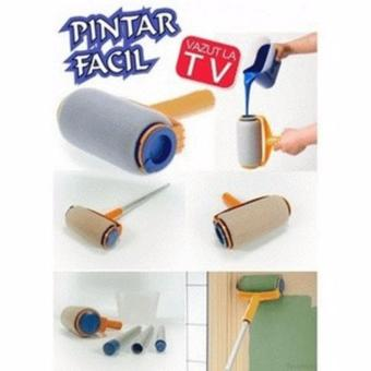Harga As Seen On TV - Pintar Facil Tool Roll Paint Alat Bantu Cat Tembok Dinding Rumah