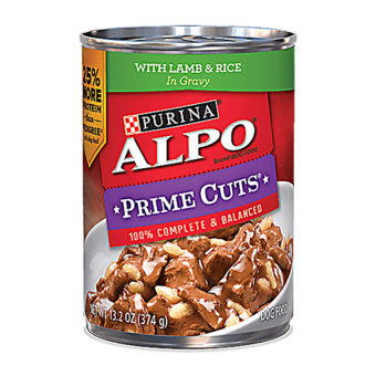Harga Alpo Prime Cuts With Lamb & Rice Kaleng - 22 Oz