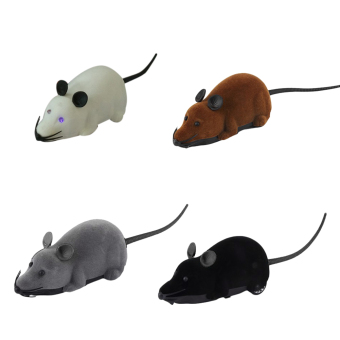 Harga Remote Control RC Rat Mouse Wireless For Cat Funny Toy