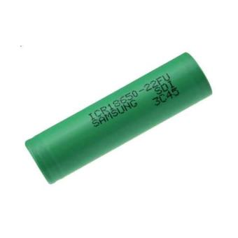 Harga Samsung ICR18650-22FU Lithium Ion Battery 3.7V 2200mAh (14 Days)