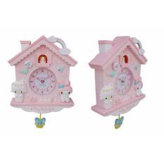 Jam Dinding Rumah Burung Melody