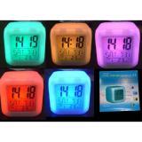 Gambar Produk Rinci Jam Moody Kubus Dapat Berubah 7 Warna Moody Clock   Alarm  Moody Terkini 20a7a5e0e2