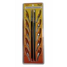 Joyko Artist Brush Set - 12 Interchangeable Brushes Br-2