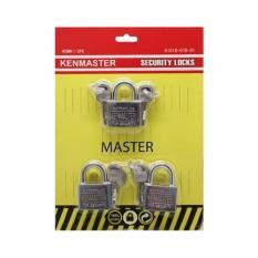 Kenmaster Gembok Master Key 40mm x 3pc