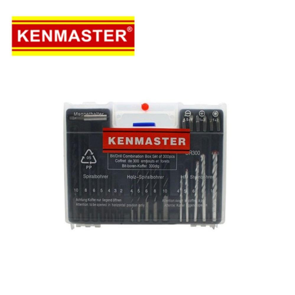 Bahan berkualitas Kenmaster Mata Bor + Fisher C3001