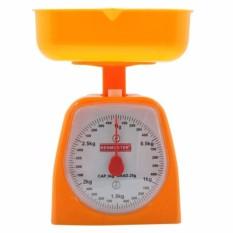 Kenmaster Timbangan Kue 3 Kg - Orange