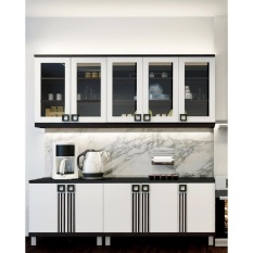 Kitchen Set Infinity Panjang Dapur 197 Cm