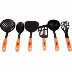 Kitchen Tools Spatula Set Oxone OX-953 Orange