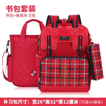 Korea Fashion Style anak-anak gadis sekolah dasar tas sekolah