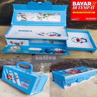 Kotak Pensil Kode 3 DiMensi Karakter Doraemon - BP008