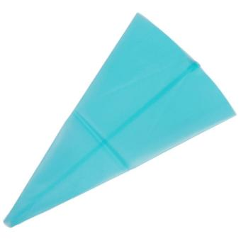 LALANG Silicone Cake Piping Bag Icing Cream Pastry Decorating ToolS (Blue)