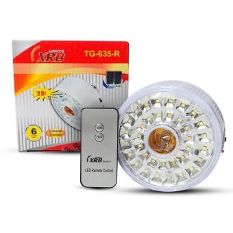 Lampu Emergency Remote XRB 35 Led / Lampu Darurat