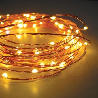 harga Lampu Natal LED Kawat Tembaga (String Light LED) 5 meter Lazada.co.id