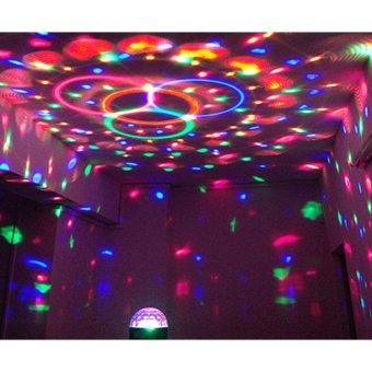 harga Lampu tidur kamar disco portable / Lampu kelap kelip disco LEDMagic Ball Light Lazada.co.id