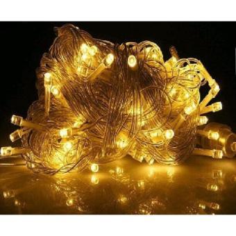 lampu tumblr, natal warm white 10 meter