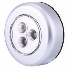 DapurBunda Lamp Stick n Click Emergency - Lampu Tempel Darurat 3 LEDIDR10400. Rp 12.000