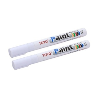 Laris 102 - Spidol Ban Toyo Marker Paint Original 100% -