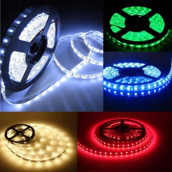 LED Lampu Strip 5050 LED Strip 5 Meter