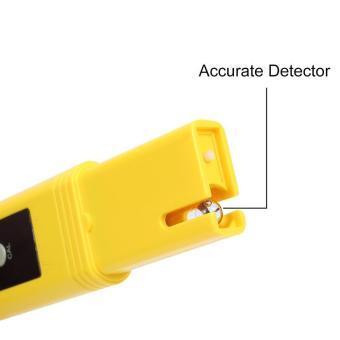 leegoal penguji kualitas air portabel Digital Tester PH Meter akuarium kolam air anggur .