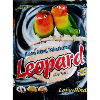 Leopard Platinum Makanan Burung Lovebird
