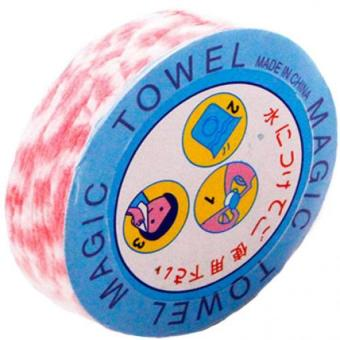 Lucky Magic Towel Handuk Mini untuk Travel - 1 Pcs
