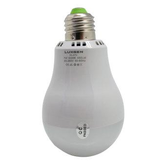 LUXGEN LED Lamp 2in1 With UPS Emergency HL-07U 7 Watts