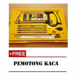 Magic Saw 1 - Gergaji Multifungsi Free Pemotong Kaca
