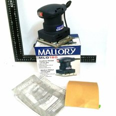 Mallory Mini Orbital Sander / Mesin Sander mini