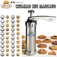 Marcato Alat Cetak Biskuit / Cetakan Kue Kering / Biscuit & Cookie Maker - 1 Pcs