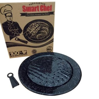 Maspion Alat panggangan smart chef - porcelain enamel on steel