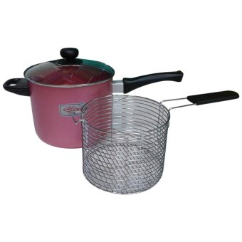 Maspion Multi Fryer Alcor 18Cm Tutup Kaca