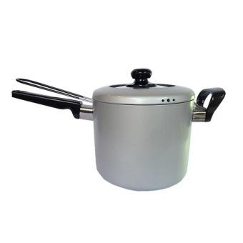 penggorengan gas 2 tangki / deep fryer fry-220-tr