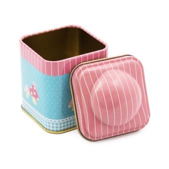 harga Mendekor Gam kaleng aksesoris kotak vintage unik shabby chicvintage tin box Lazada.co.id