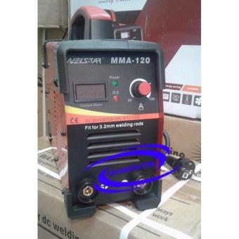 Mesin Las Inverter MMA-120 Welstar