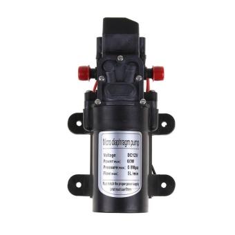 BELI SEKARANG Mikro Diafragma Air Pompa Dc 12 V 60 W High Pressure Mikro Air Pompa Hitam Klik di sini !!!