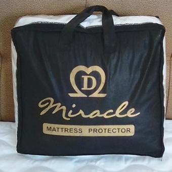 Miracle Matras Protector  Cm Five Star Quality Pelindingkasur Alas Kasur