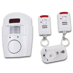 ... Detektor Asap Fotolistrik Wireless Sensor Alarm Source Jual Home Household Security Systems Moonar Terbaru Lazada co