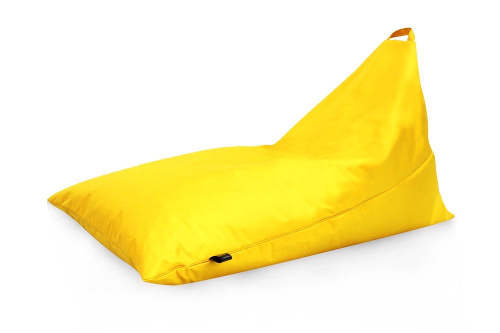 Mybean My Triangle Waterproof Bean Bags Kursi Santai .