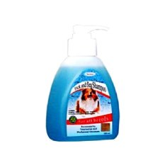 Obat hewan shampoo kutu anjing Tick and Flea Dog Shampoo