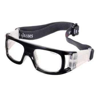 Sports Sepak Bola Basket Kacamata Pelindung Sinar UV Hadiah Kacamata Hitam