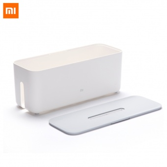 Original Xiaomi Smart Power Strip Socket Plug Storage Box OrganizeBox Container Power Cord Socket Storage Box