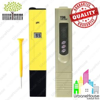 Menyimpan Paket Set Ph Meter Tds Meter High Quality Untuk