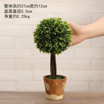 Palsu pot kecil bunga kafe simulasi bunga. Source · Pastoral hijau simulasi tanaman pot Dekorasi