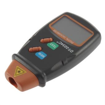 Penguji Motor Laser Digital Non Kontak RPM Juga Foto Takometer RPM Juga Takometernya - Internasional Allwin